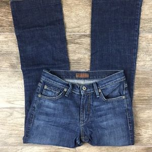 James Jeans Dry Aged Denim Size 27